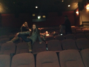 Day 47: Have a movie theatre to myself
