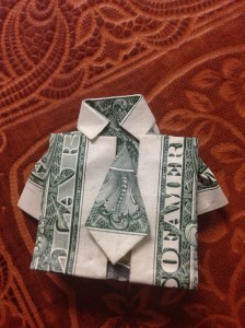 Day 34: Make a shirt that costs a dollar.