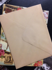 Day 54: Write a handwritten letter.